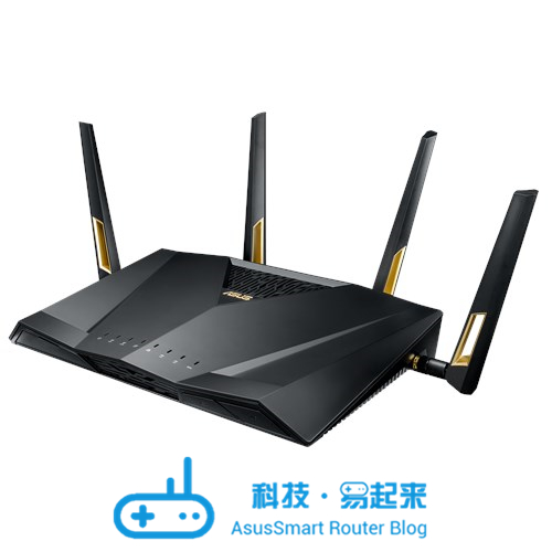 ASUS RT-AX88U (AX6000 Dual Band 802.11ax WiFi Router)